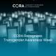 CORA Recognizes Transgender Awareness Week