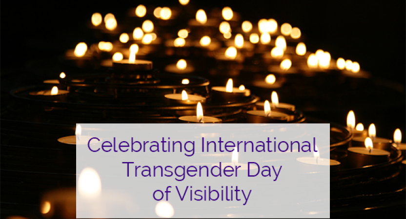 CORA Celebrates International Transgender Day of Visibility