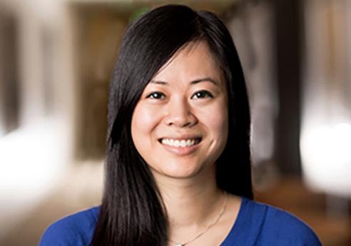 Board Member Jennifer Kong