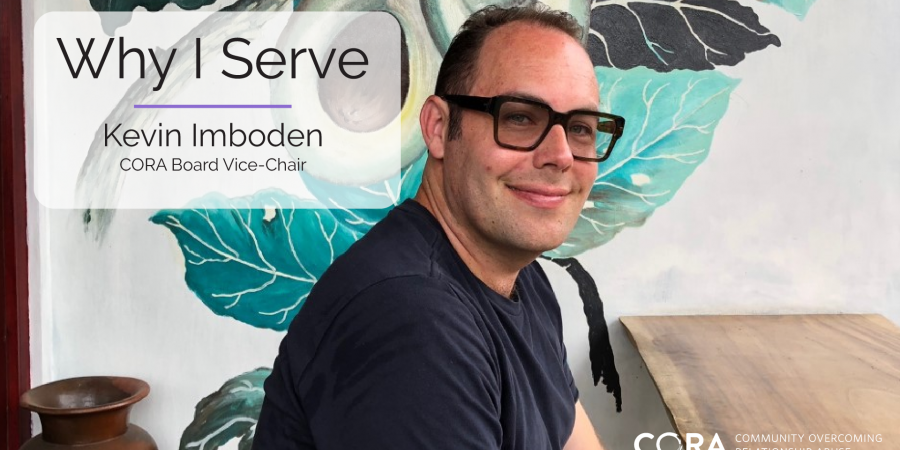 Why I Serve – Kevin Imboden